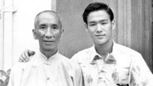 Yip Man i Bruce Lee